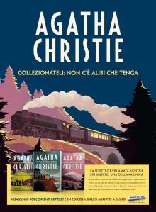 Collana Agatha Christie del Corriere della Sera