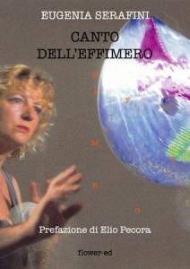 """Copertina del poemetto """"Canto dell'effimero"""""""