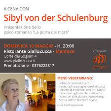 A cena con Sibyl von der Shulenburg