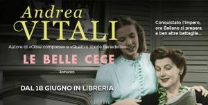Il nuovo romanzo di Andrea Vitali