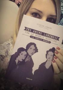 Michela Alessandroni con il saggio sulle sorelle Brontë