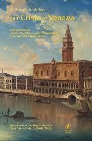 """Copertina di """"Per Cristo e Venezia"""""""