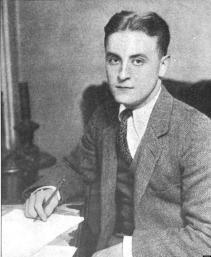 Ritratto di Francis Scott Fitzgerald