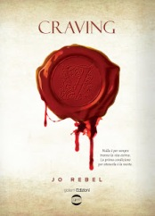 Copertina Craving di Jo Rebel
