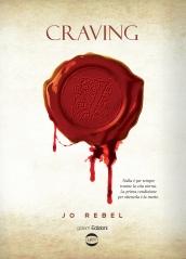 Copertina romanzo Craving