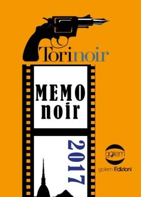 Copertina dell'edizione 2017 di MEMOnoir