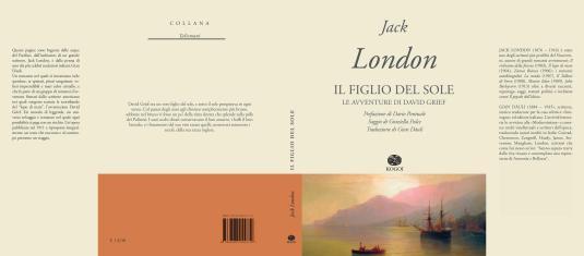 Copertina romanzo Il figlio del sole di Jack London