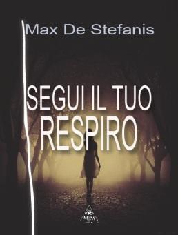 Segui il tuo respiro, il secondo romanzo di Max De Stefanis