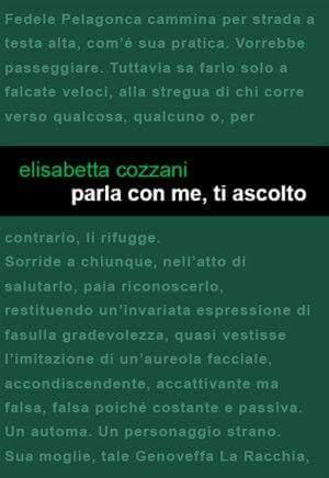 Copertina romanzo Elisabetta Cozzani