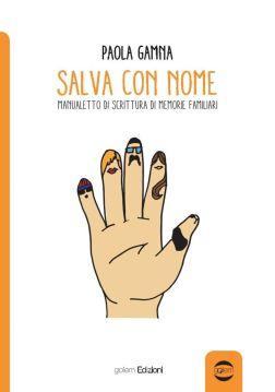 Copertina di Salva con nome di Paola Gamna