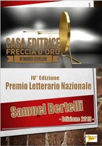 Logo Premio Letterario Nazionale Samuel Bertelli