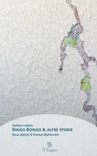 Copertina raccolta racconti Stefano Labbia