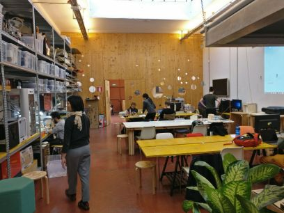 Opendot Fab Lab Milano