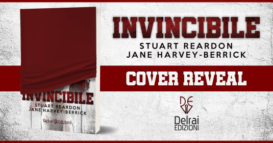 "Banner Cover Reveal ""Invincibile"""