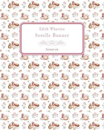"Copertina del romanzo ""Sorelle Bunner"" di Edith Wharton"