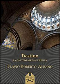 Copertina romanzo Flavio Roberto Albano