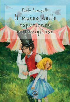 Copertina del romanzo di Paolo Fumagalli intitolato