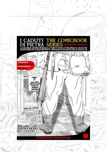 I Caduti di Pietra - The Comicbook Series