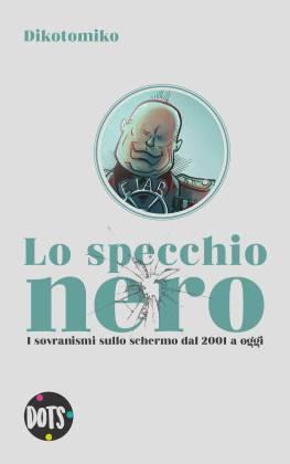 """Copertina volume """"Lo specchio nero"""""""