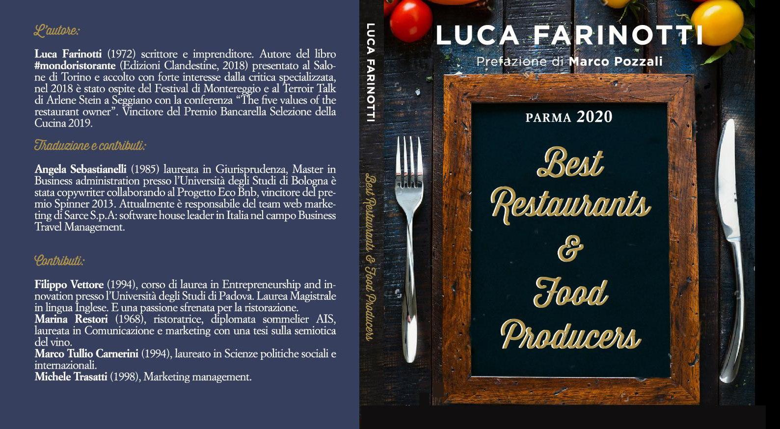 Copertina nuovo romanzo di Luca Farinotti